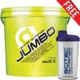 Scitec Jumbo 5.5kg (All in One) + Free Shaker