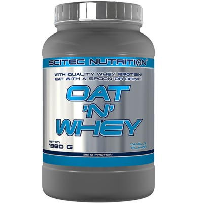 Scitec Oats N Whey 1380 g