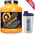 Scitec Jumbo HARDCORE 3.06kg (All in One) + Free Shaker