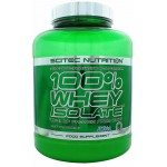Scitec Nutrition - 100% Whey Protein Isolate 2kg