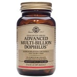 Solgar Advanced Multi-Billion Dophilus - 60 Vegs (100% Dairy Free)
