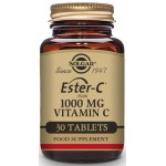 Solgar Ester-C Plus Vitamin C 1000mg Tablets - Pack of 30