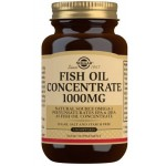 Solgar Fish Oil Concentrate 1000mg 120 softgels *10% OFF*