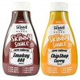 Skinny Food Co Zero Calorie Sugar Free Sauces 425ml
