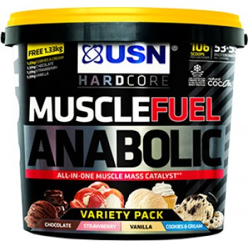 USN Muscle Fuel Anabolic Variety Pack 5.32kg