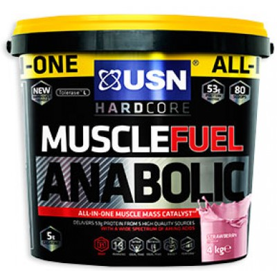 USN Muscle Fuel Anabolic 4kg *15% OFF*