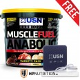 USN Muscle Fuel Anabolic Variety Pack 5.32kg + FREE USN EPIK Wireless Charger