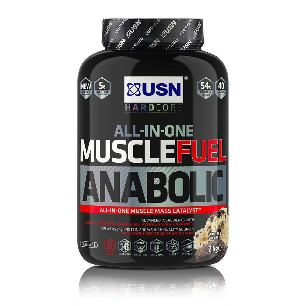 USN Muscle Fuel Anabolic - 2kg