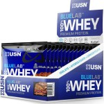 USN Blue Lab Whey Protein Box of 30 Sachets