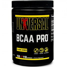 Universal Nutrition BCAA Pro - 100 Caps *15% OFF*