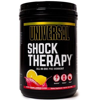 Universal Nutrition Shock Therapy All in One Pre Workout 840g