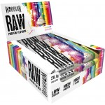 Warrior RAW Protein Flapjack Bar - 12 Bars
