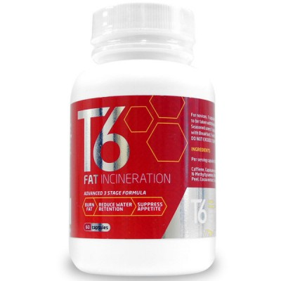 Weight Management System T6 - 60 Caps