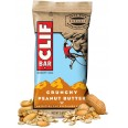 Clif Crunchy Peanut Butter Energy Bar 65g - Box Of 12 Bars