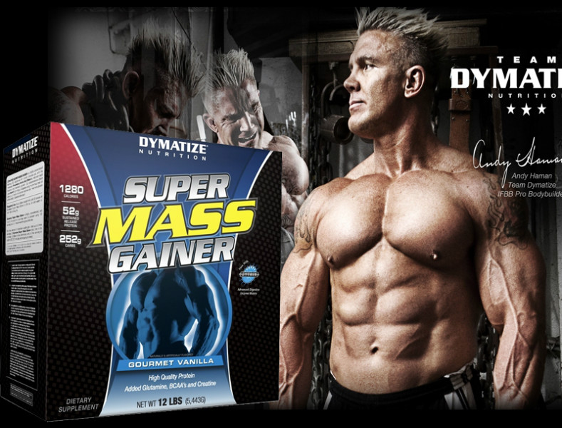 Dymatize Mass Gainer chocolate 12lbs India