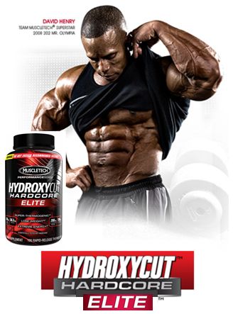 Hydroxycut Hardcore Elite: It's A Thermogenic With Unrivaled Intensity